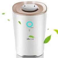 Wuxey Электрический увлажнитель воздуха тихий 4.0L очистки аромат Постоянная Влажность защиты офис Air Арома диффузор Mist чайник