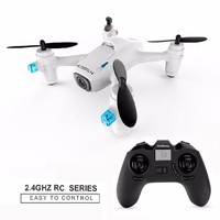 Upgraded Mini RC Drone Hubsan X4 Camera Plus H107C+ 6axis Gyro 2.4GHz RC Quadcopter 720P HD Anti interference Professional Level