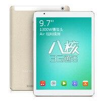 Teclast p98 3g mtk8392 octa core tablet pc retina 9.7 pulgadas 2048x1536 Doble Cámara de 13.0MP Android 4.4 GPS WCDMA Phone Call 2 GB/16 GB