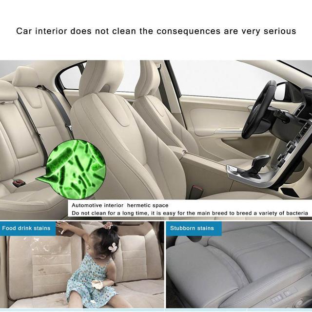 Agent de nettoyage multi-usage pour voiture tissu et cuir 1