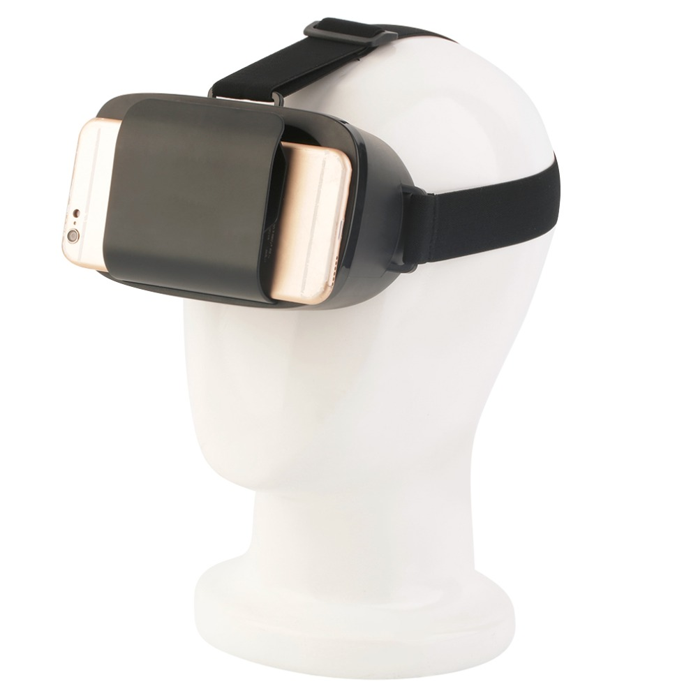 "Hot sale <font><b>Black</b></font> 3D <font><b>Video</b></font> <font><b>Glasses</b></font> <font><b>Universal</b></font> <font><b>Virtual</b></font> <font><b>Reality</b></font> <font><b>For</b></font> 4.7~6"" Smartphones Newest"