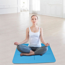 5MM Exercise Yoga Pad Mat Non-Slip Durable Pilates Fitness Workout Gym Meditation Cushion Natural Rubber Thick Lose Weight Pads цена
