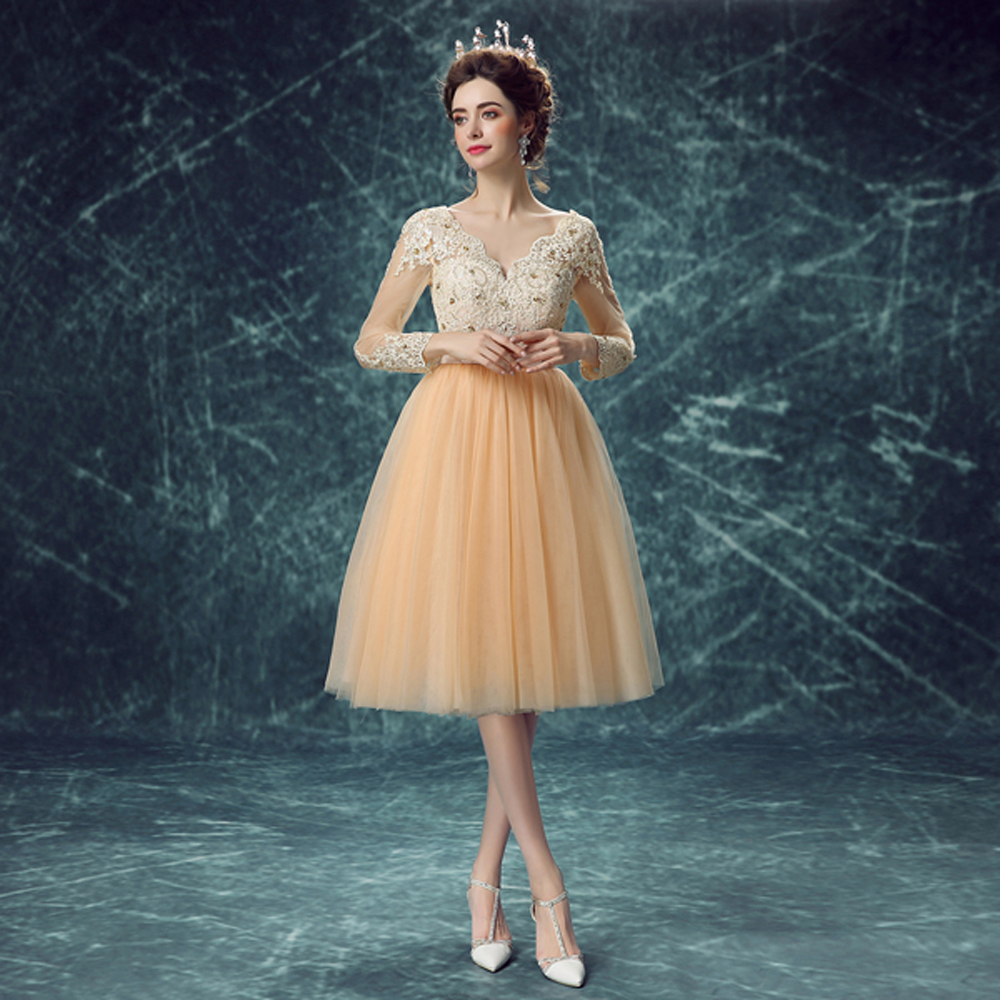 Cheap Long Sleeve Dresses