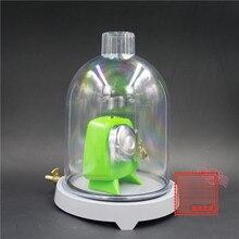 Всасывания пластины с вакуумной капот колокол, 180 мм учебного оборудования