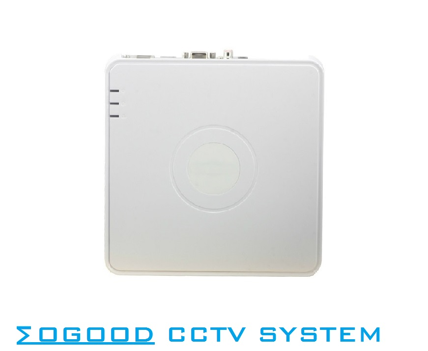 Hikvision Original Chinese Version NVR for IP Camera Support ONVIF DS-7108N-F1 1 SATA цифровой видеорегистратор hikvision nvr ds 7108n sn