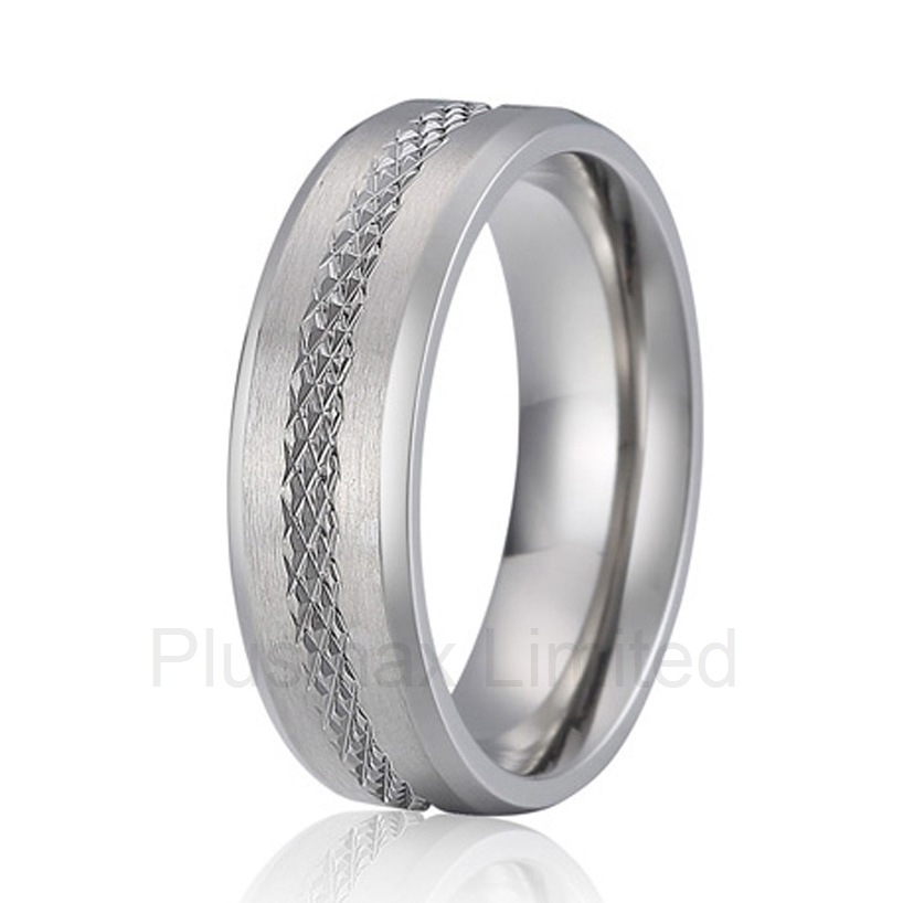 high quality perfect partner gift for men pure handmade titanium wedding band love ring 7mm pure titanium ring multi faceted hammered polished finish comfort fit men