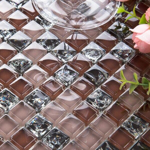 Acquista all'ingrosso online piastrelle di vetro dimensioni da ...