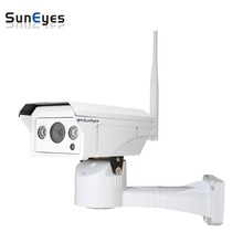 SunEyes SP-V1808SW Pan/Tilt IP Camera Outdoor Wireless Wifi 1080P Full HD with SONY Sensor and IR Night Vision(China)
