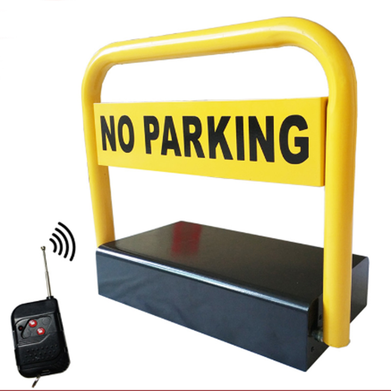 Parking Lot Barriers /intelligent Car Parking Lock With Anti-theft And Waterproof Function