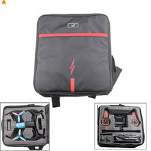 Waterproof Professional Portable Carrying Shoulder Bag Backpack Case for Parrot Bebop Drone 3.0