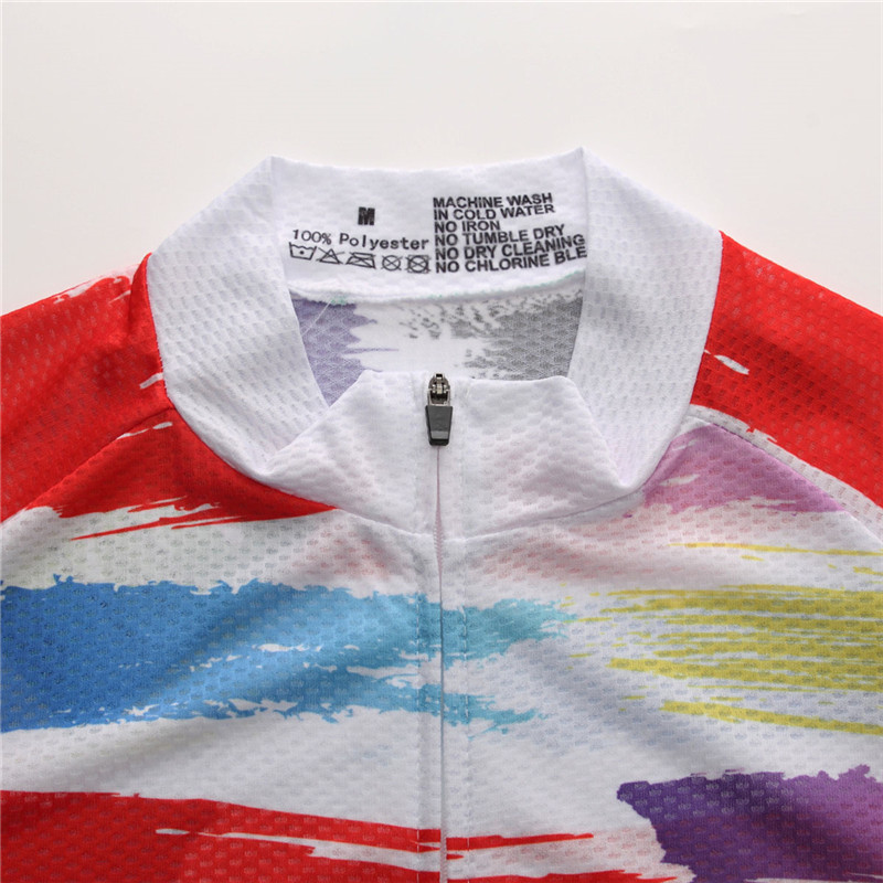 Fualrny ποδηλασία Jersey πουκάμισο άνδρες - Ποδηλασία - Φωτογραφία 4