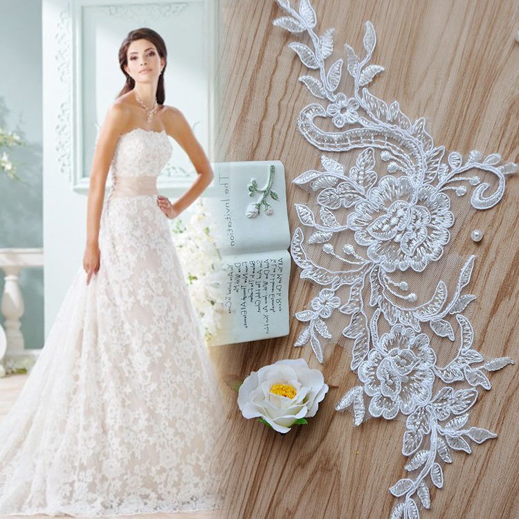 New Wedding Dresses Textile Decoration Accessories Factory Production Direct Wedding Important Situations