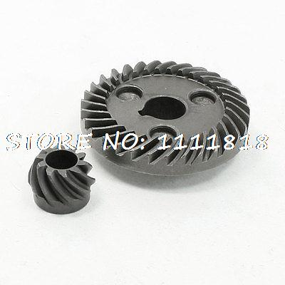 цена на Electric Power Tool Spiral Bevel Gear Set for Hitachi 100 Angle Grinder