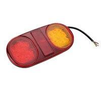 14 LED Truck Car Trailer Boat Caravan Tail Light Brake Stop Lamp Taillight