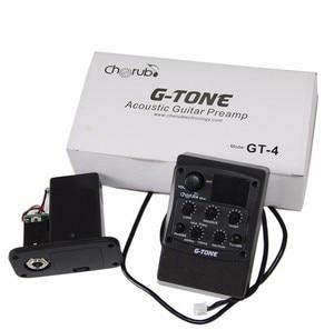 Image 2 - Cherub GT 4 3 полосный эквалайзер с хроматическим тюнером управления средней частотой
