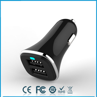 Thbelieve 2 USB Auto Chargers Quick Charge QC 3.0 And 5V 2.4 A Auto Charging Portable Mini Auto Chargers Dual USB Car Charging