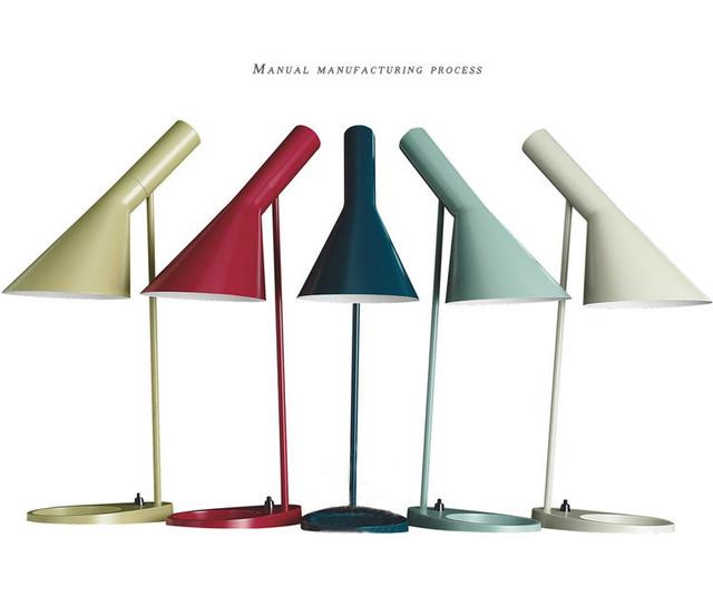 Lámpara de Mesa moderna lámpara de Mesa AJ lámpara de Escritorio lámparas de noche Diseñado por Louis Poulsen Envío gratis!