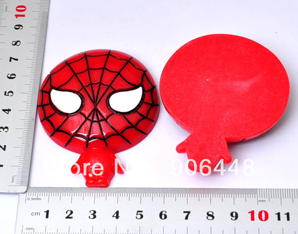 US $1 4 |Spider Man Flatback Acrylic Resin Doll, Optional Red and Black,  DIY Handmade Case Accessory 1PCS on Aliexpress com | Alibaba Group