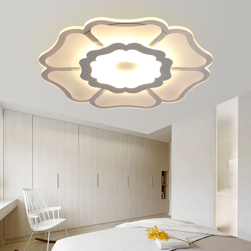 modern led ceiling lights for home lighting plafon led ceiling lamp fixture for living room bedroom dining lamparas de techo new modern led ceiling lights for living room bedroom plafon home lighting combination white and black home deco ceiling lamp