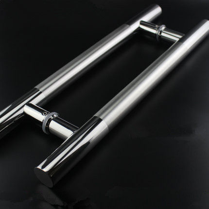 Storefront 1000mm Door Pull Handles Stainless Steel 39-1/3 inches For Entry/Glass Door high quality storefront door pull handles tubing stainless steel for entry glass wood door