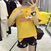 Fashion shirt women tops Tee Shirts Unisex tumblr clothes cotton t shirt T shirt Pullover S007