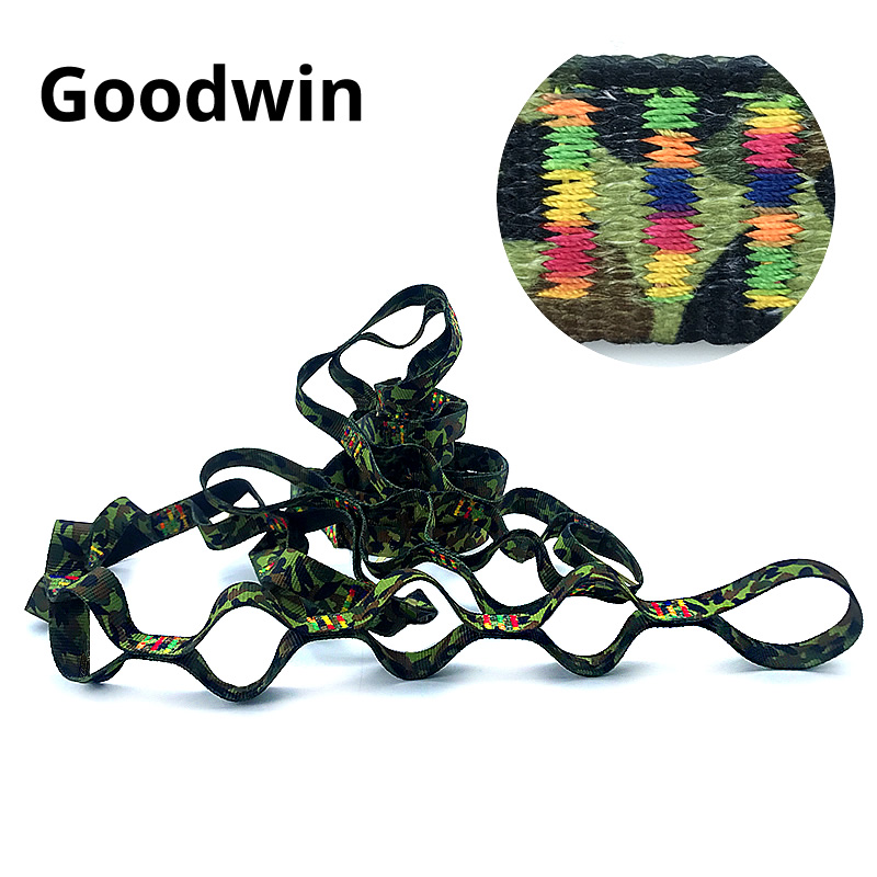 Camouflage Hammock Straps Belt Rope 2019 New Design Product