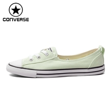 Original New Arrival  Converse  Women's  Skateboarding Shoes Canvas Sneakers