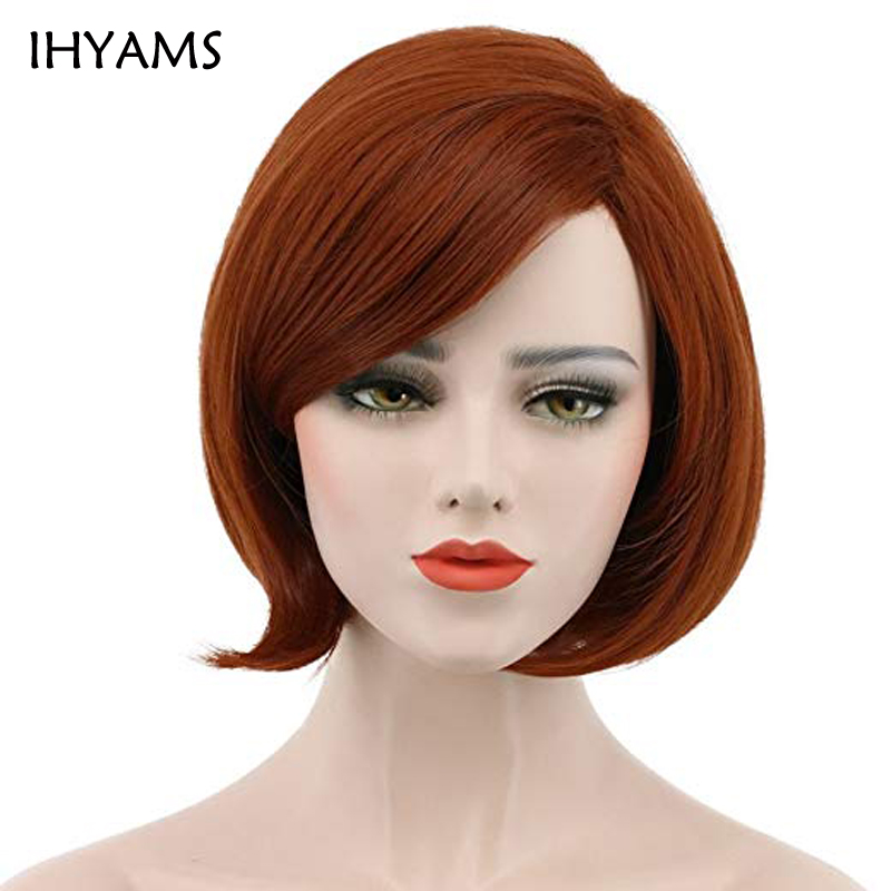 The Incredibles Elastigirl cosplay girl Helen Parr role play hair women super Mom wig + wig cap