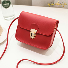 2019 Woman Small Bag Concise Single Shoulder Satchel Leisure Crossbody Luxury Handbags Women Handbag Bags Designer Sac A Main