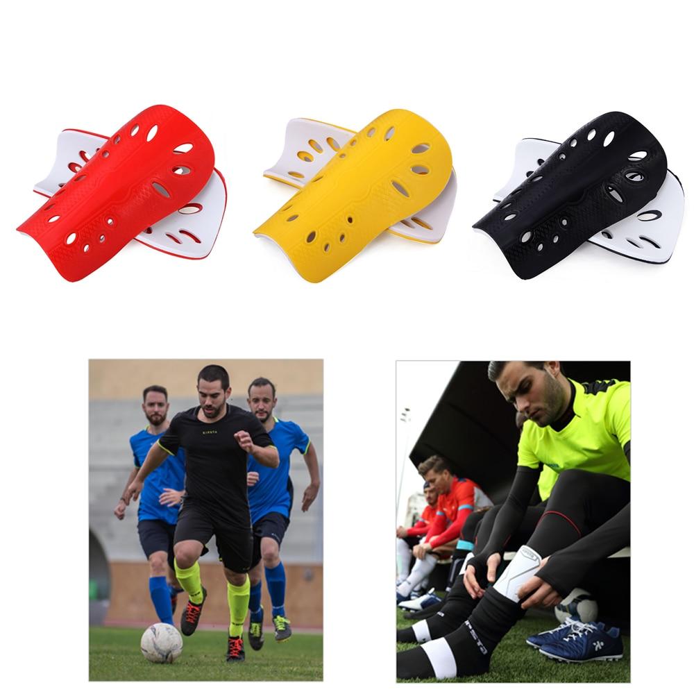 Leggings Plate Safety Breathable Leg Pads Professional Fabric Goalkeeper Men Shin Guard Training drop ship