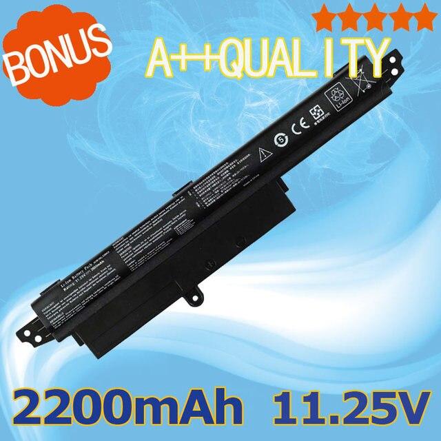 """2200 мАч батареи ноутбука A31N1302 A31LM9H для Asus VIVOBOOK X200CA F200CA 11.6 """"НОУТБУК Серии"""