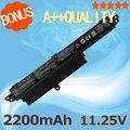 """2200 mAh bateria do laptop A31N1302 A31LM9H para Asus VIVOBOOK X200CA F200CA 11.6 """"NOTEBOOK Série"""