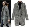 2016 moda bolsas de algodão casaco Casacos Femininos caso tarambola casaco longo de alta qualidade de moda de nova