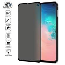 Gehärtetem Glas Für Samsung Galaxy Note 20 S20 Ultra S10 S9 Plus S10e Privatsphäre Film Peep Screen Protector für Samsung s20 Plus