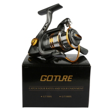 Goture Sword Telescopic Spinning Fishing Rod Combo 2.1M-3.6M With GT3000S Fishing Reel Kit Sea Fishing Tackle