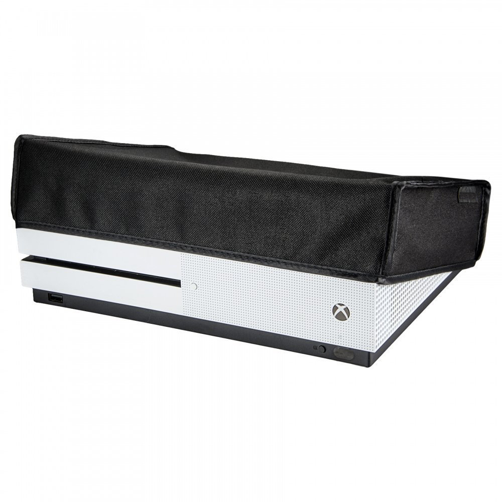 Dustproff Game Accessories For Microsoft Xbox One S System Console Dut Plug Dust Proof Cover Case For Xbox Box One Slim Version