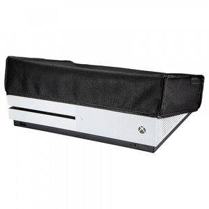 Image 2 - Xbox one 슬림 게임 콘솔 메쉬 스토퍼 방진 커버 용 방진 케이스 Xbox One S 게임 액세서리 용 스크래치 방지