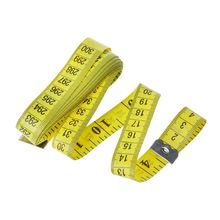 Flat-Tape-Measure Tailor-Sewing-Cloth for Width-1.8cm/0.71-2-Colors 300cm/120-