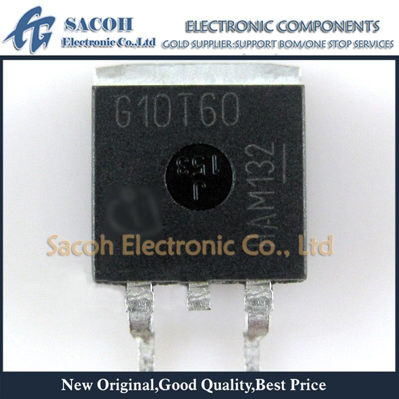 10PCS IGB10N60T G10T60 TO-263