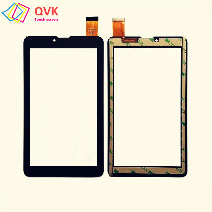 New 7 Inch For PRESTIGIO WIZE 1177 3317 3327 3237 3427 3137 3G Capacitive Touch Screen P/N QCY706 J Free