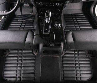 Car Floor Mats Covers top grade anti scratch 5D fire resistant durable waterproof durable senior for HONDA,SPIRIOR,Styling [swgool] skullies