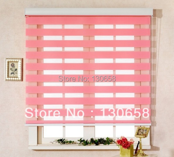 2015 Hot Promotion Custom Made Window Blinds And Zebra Blinds Roll Blinds Best