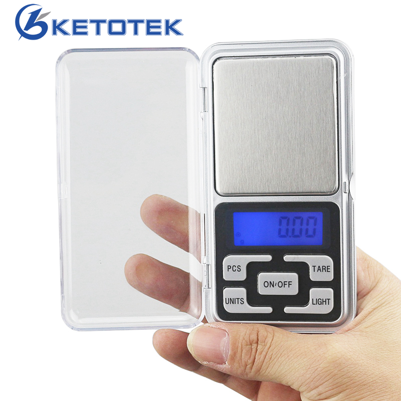 Digital Mini Jewelry Scale 0.01g 200g 500g Weight Balance Gold Silver Scales LCD Backlight Electronic Weighting Tool Pocket 600g 0 1g mini digital scales weight balance lcd electronic scale pocket precision jewelry gold diamond weight weighting scales