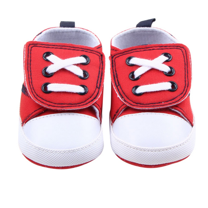 Hot Sale Baby Shoes Big Hook&Loop Patch Girls Boys Infant Shoes 2017 NEW 0-18 Months