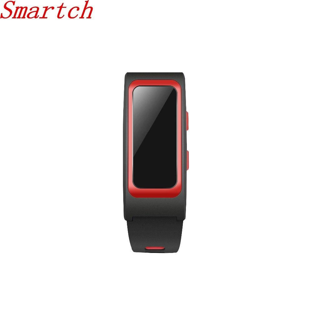 Smartch T28 GPS Track Smart Bracelet Dynamic Heart Rate Monitor Real time Sport Trail Intelligent Reminder