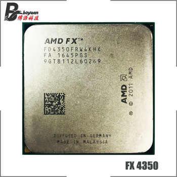 AMD FX シリーズ FX-4350 FX 4350 4.2 Ghz のクアッドコア CPU プロセッサ FD4350FRW4KHK ソケット AM3 + - SALE ITEM パソコン & オフィス
