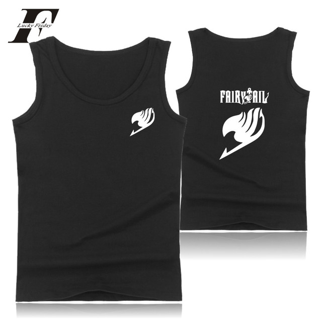 Fairy Tail Tank Tops