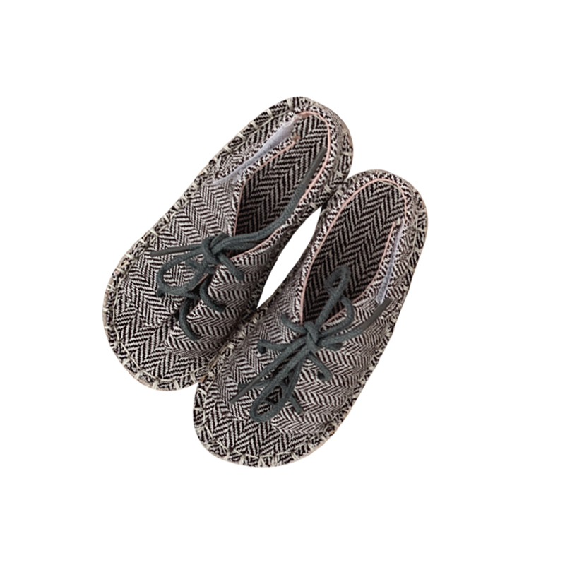 Breathable Children's  Sandals For Girl  New Korean Baby Girls Cotton Beach Shoes  Sweet Kids Summer Shoes Toddler Girls Sandals