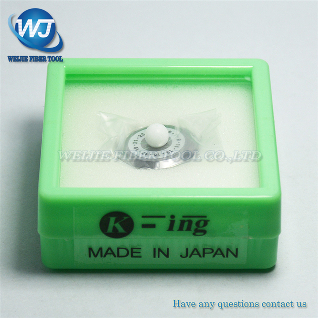 Lâmina de furukawa barato para fitel s325 s321 s323 s310 fibra cleaver blade preço