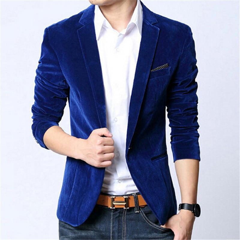 Online Get Cheap Navy Blazer Slim -Aliexpress.com | Alibaba Group